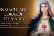 Consagración de los Sacerdotes al Corazón Inmaculado de María