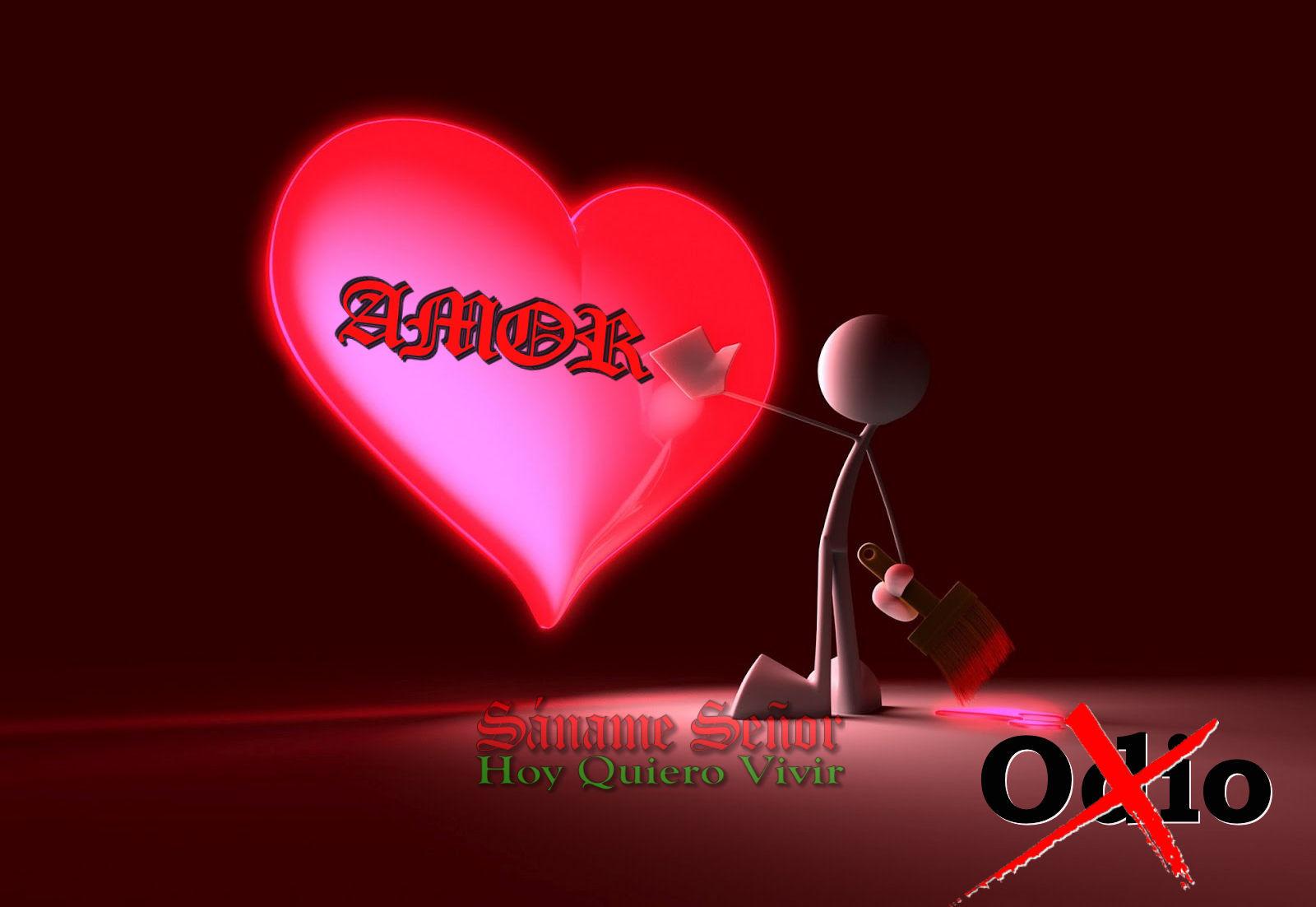 Amor Sí, Odios No